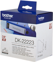 Etichette Brother DK-22223