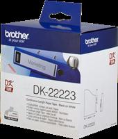 etykiety Brother DK-22223