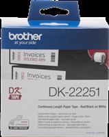 Etiquetas Brother DK-22251