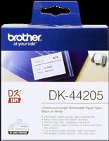 Etiketten Brother DK-44205