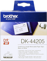 labels Brother DK-44205