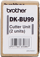 Cutter Ersatzklinge Brother DK-BU99