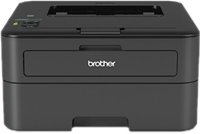 Impresora Laser Negro Blanco Brother HL-L2340DW