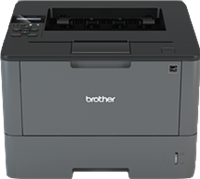Laser Printer Zwart Wit Brother HL-L5000D