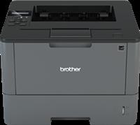 Laserdrucker Schwarz Weiß Brother HL-L5000D