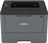 Laser Printer Zwart Wit Brother HL-L5100DN