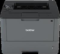 Schwarz-Weiß Laserdrucker Brother HL-L5100DN