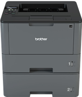 Laser Printer Zwart Wit Brother HL-L5100DNT