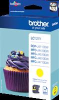 Cartucho de tinta Brother LC-123
