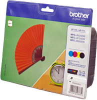 multipack Brother LC-125XL-LC-129XL