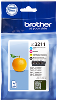 Multipack Brother LC-3211