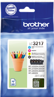 Multipack Brother LC-3217