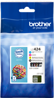 Multipack Brother LC-424