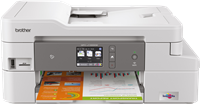 Multifunction Printers Brother MFC-J1300DW