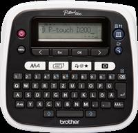 Imprimante d'étiquettes Brother P-touch D200BW