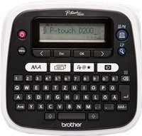 Label Printer Brother P-touch D200BW