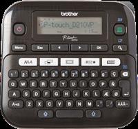 Impresora de etiquetas Brother P-touch D210VP