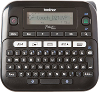 Label Printer Brother P-touch D210VP