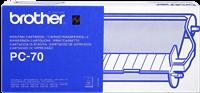 Rouleau de transfert thermique Brother PC-70