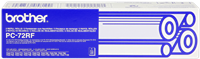 rollo de transferéncia térmica Brother PC-72RF