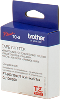 Accessoires Brother TC5