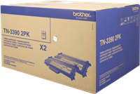Multipack Brother TN-3390TWIN