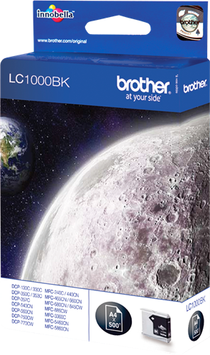 Brother LC1000BK LC-1000