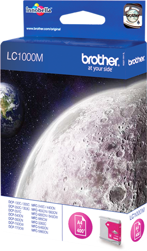 Brother LC1000M LC-1000