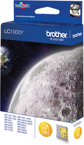 Brother LC1000Y LC-1000