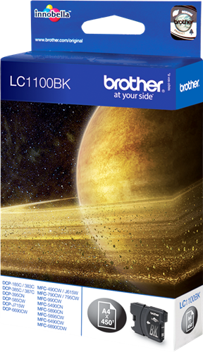 Brother LC1100BK LC-1100