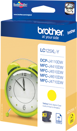 Brother DCP-J4110DW LC125XLY