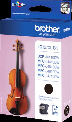 Brother LC127XLBK
