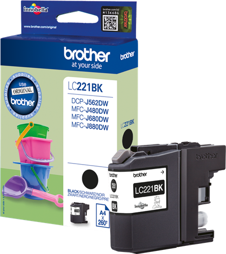 Brother LC221BK