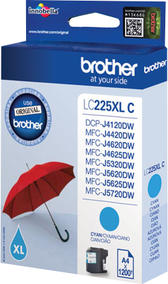 Brother LC225XLC