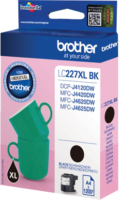 Brother DCP-J4120DW LC227XLBK