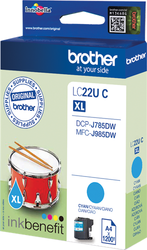 Brother LC22UC