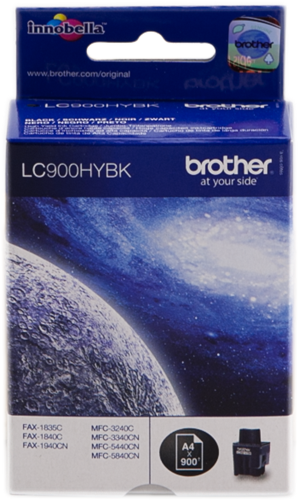 Brother LC900hybk