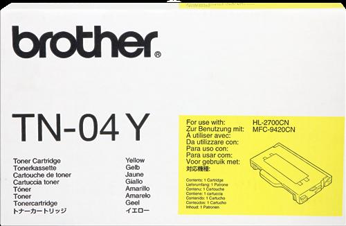 Brother TN-04Y TN-04