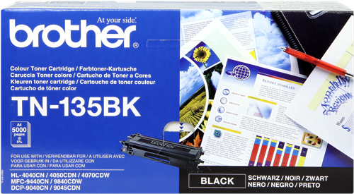 Brother TN-135bk