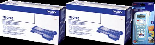 Brother TN-2220 MCVP 02