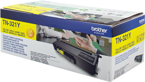 Brother TN-321Y