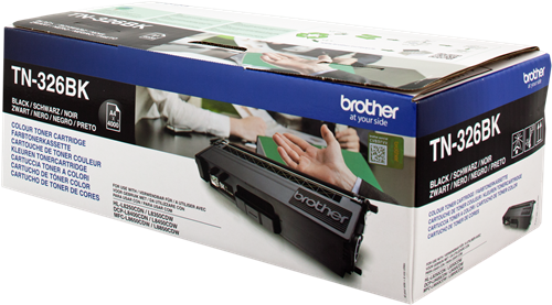 Brother TN-326BK