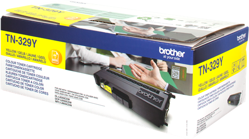 Brother TN-329Y