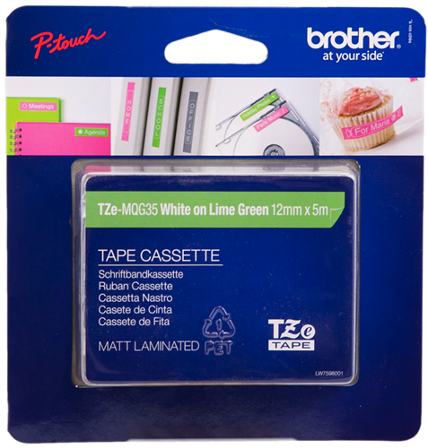 Brother TZe-MQG35