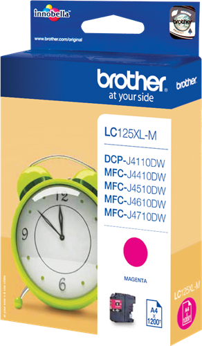 Brother LC125XLM