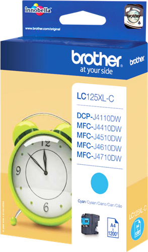 Brother LC125XLC