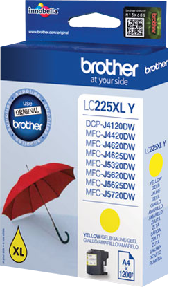 Brother LC225XLY