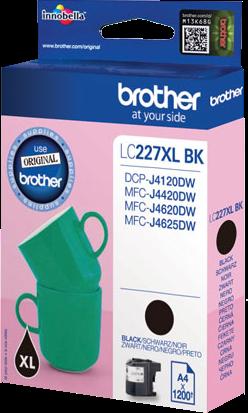 Brother LC227XLBK