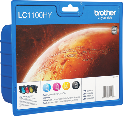Brother LC1100HYVALBPDR