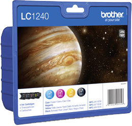 Brother LC1240VALBPDR